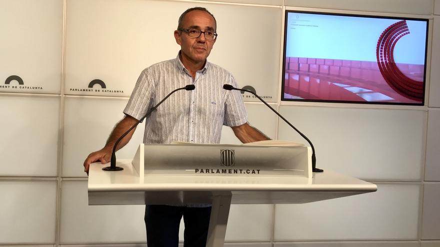 Coscubiela (SíQueEsPot) dejará la política institucional al acabar la legislatura