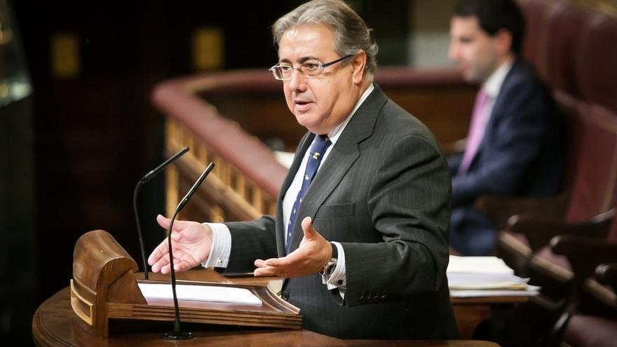Zoido expondrá el miércoles su política ante un Congreso que demanda cambios como la derogación de la 'ley mordaza'