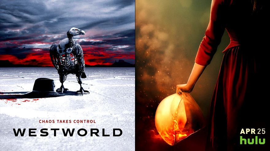 Westworld / The handmaid's tale