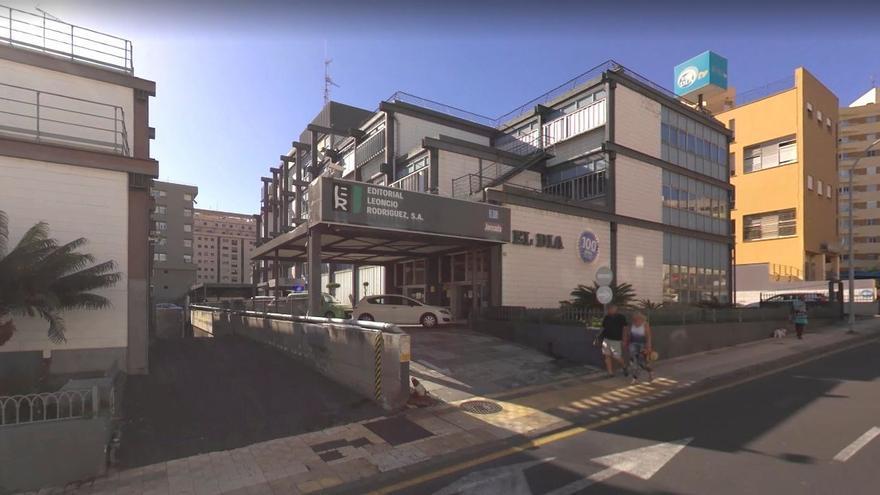 Sede de El Día TV y Radio El Día en Santa Cruz de Tenerife