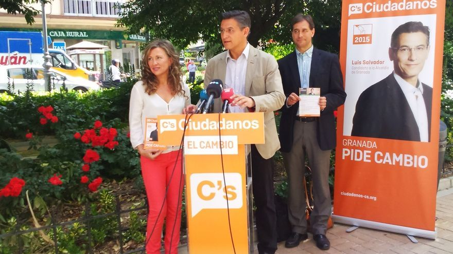 C's en Granada condiciona un posible acuerdo con el PP a cambios en la Concejalía de Movilidad