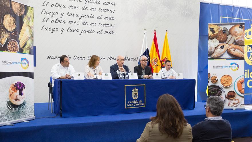 Presentación de la propuesta de 'Madrid Fusión'