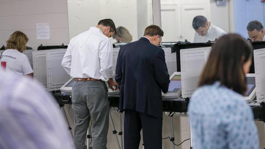Una corte de EE.UU. evalúa si Texas debe cambiar su mapa electoral