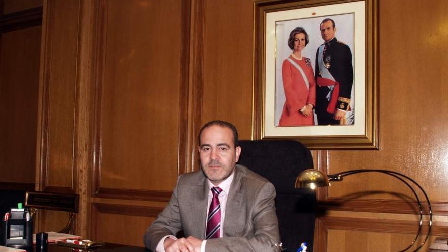 Félix Aceñero en una imagen de archivo