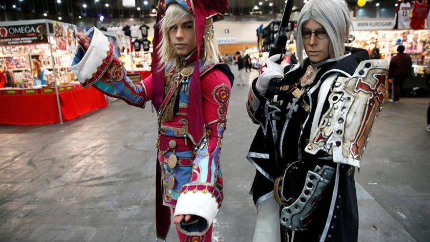 """Cultura japonesa, """"otakus"""", """"respeto"""" y """"diversión"""" en Expomanga 2016"""
