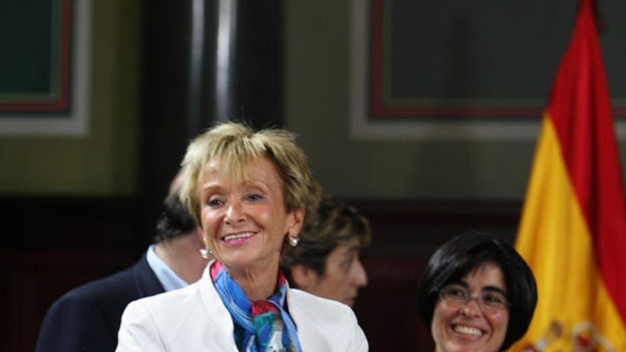 De la llegada de Fernández de la Vega a la Delegación del Gobierno #1