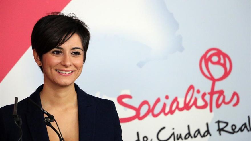 La diputada nacional del PSOE Isabel Rodríguez / Europa Press