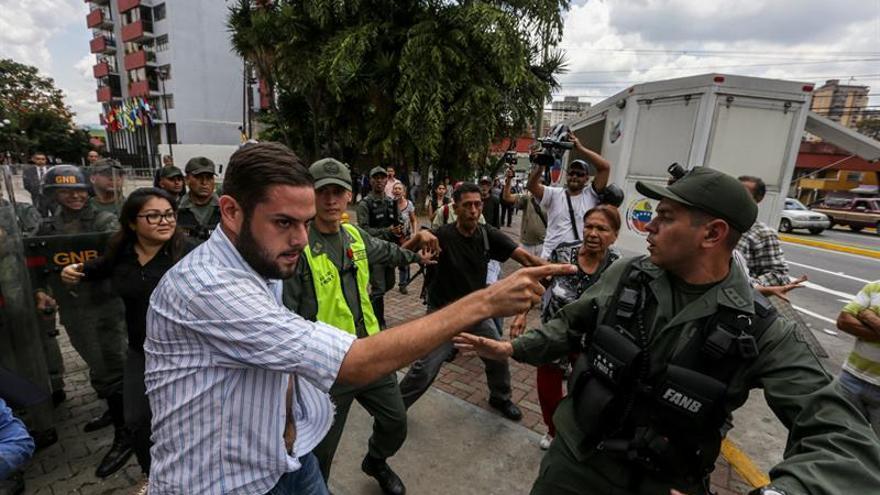 El Gobierno paraguayo dice que en Venezuela se rompió el Estado de Derecho