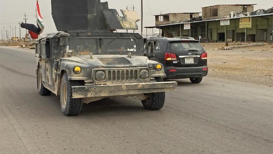 Mueren 14 combatientes del EI en choques con las tropas iraquíes en Mosul