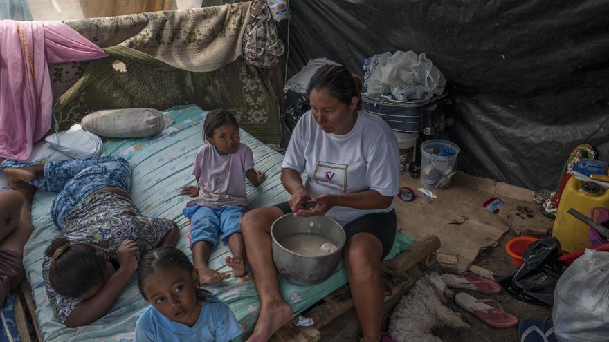 Afectados por el terremoto de Ecuador. Josep Vecino / Ayuda en Acción