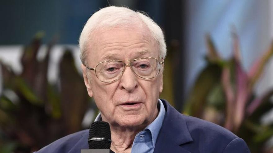 Michael Caine se desmarca de los defensores de Woody Allen
