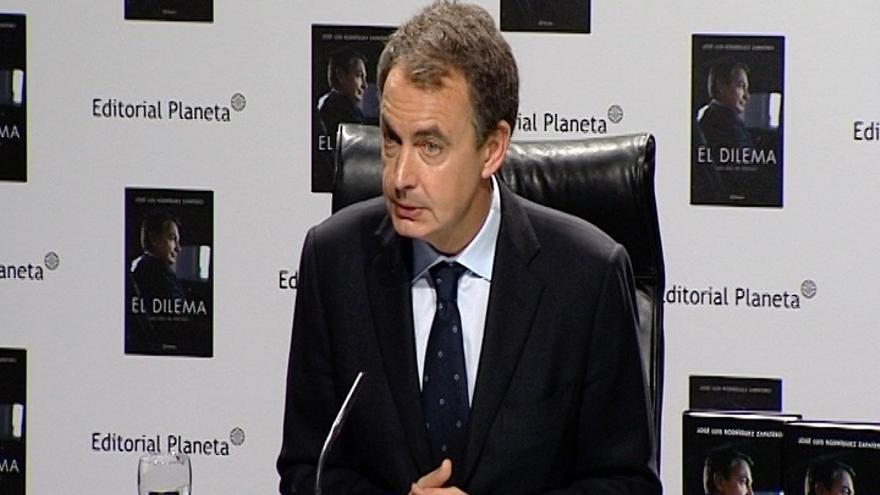 Zapatero, convencido de que Rajoy le habría criticado si la sentencia del TEDH hubiera sido en su mandato