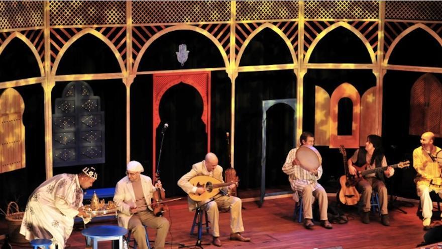 Imagen de archivo del concierto.