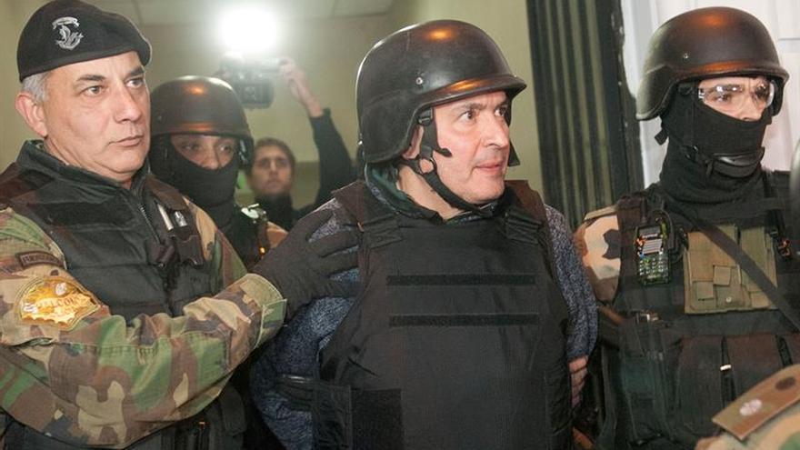 En prisión exsecretario argentino de Obras Públicas detenido con dinero en un convento
