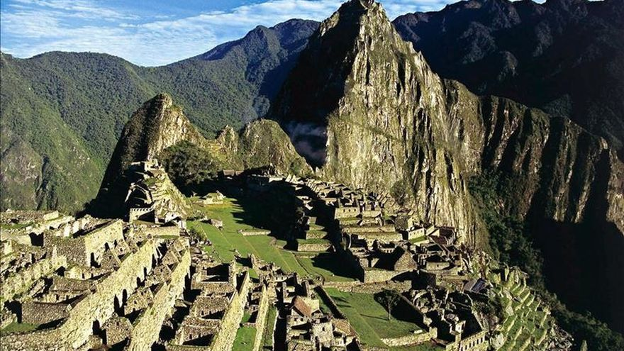 Machu Picchu ya puede ser recorrido mediante Google Street View