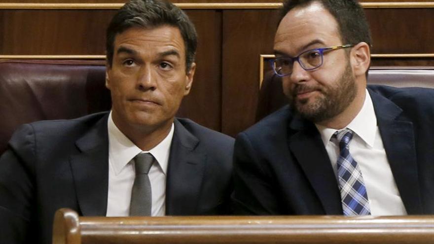 Hernando ve inconcebible que el Comité Federal cambie el criterio de Sánchez