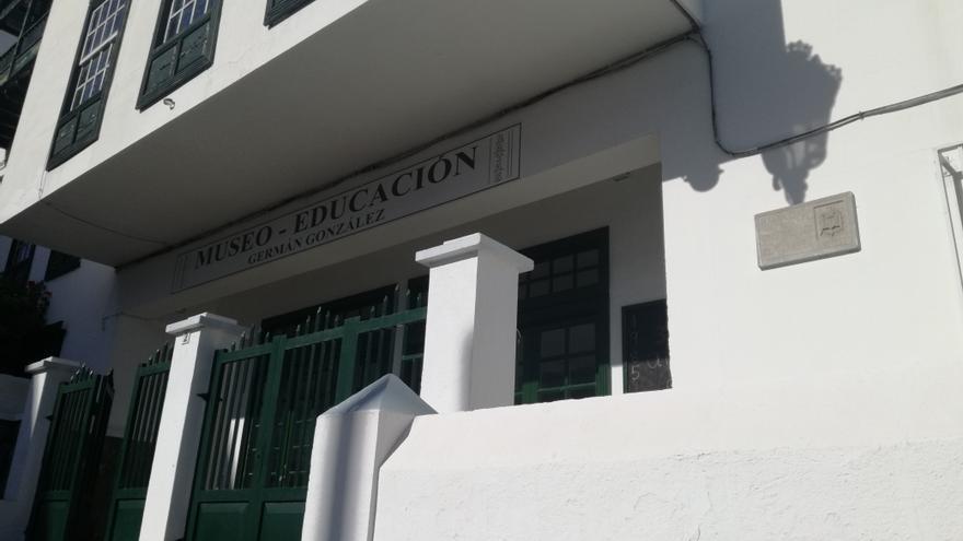 Museo de la Educación, en Santa Cruz de La Palma.