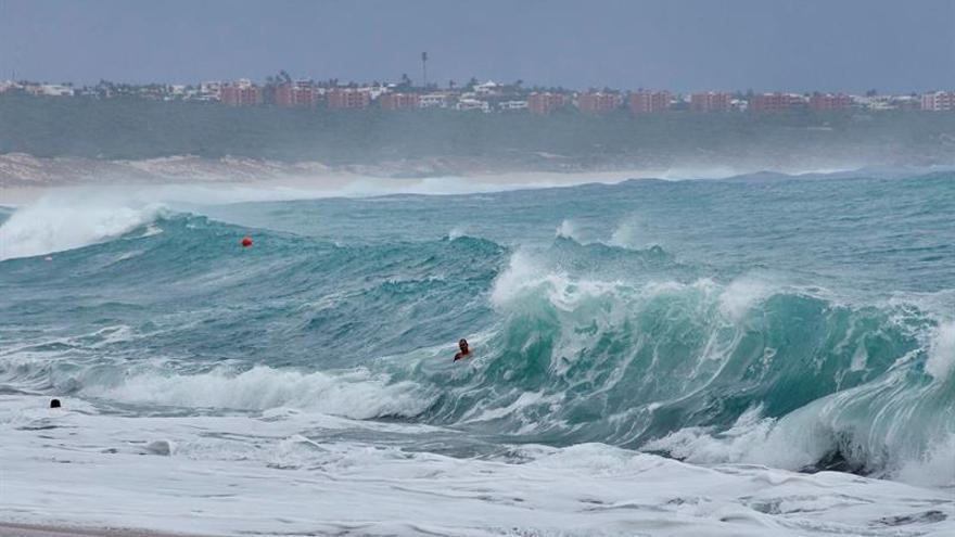El huracán Héctor se forma lejos de las costas del Pacífico mexicano
