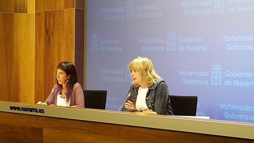 Las mujeres navarras ocupan el 79% de los contratos parciales y dedican 1,7 horas más al día para cuidados y hogar