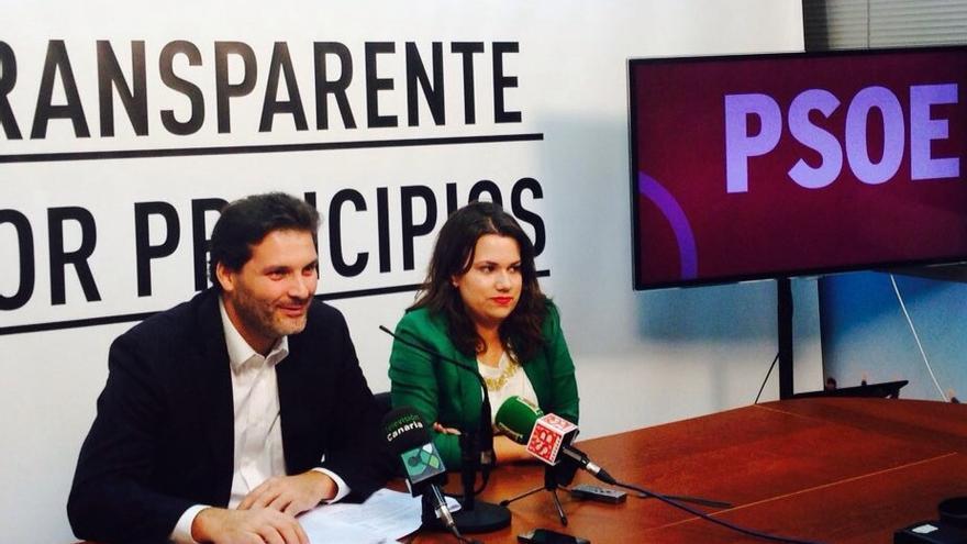 El PSOE de Santa Cruz reclama al alcalde que derribe el Mamotreto