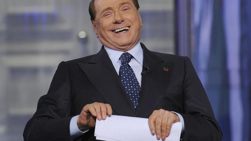 Berlusconi medió para paralizar la emisión de un programa crítico con Vitaldent