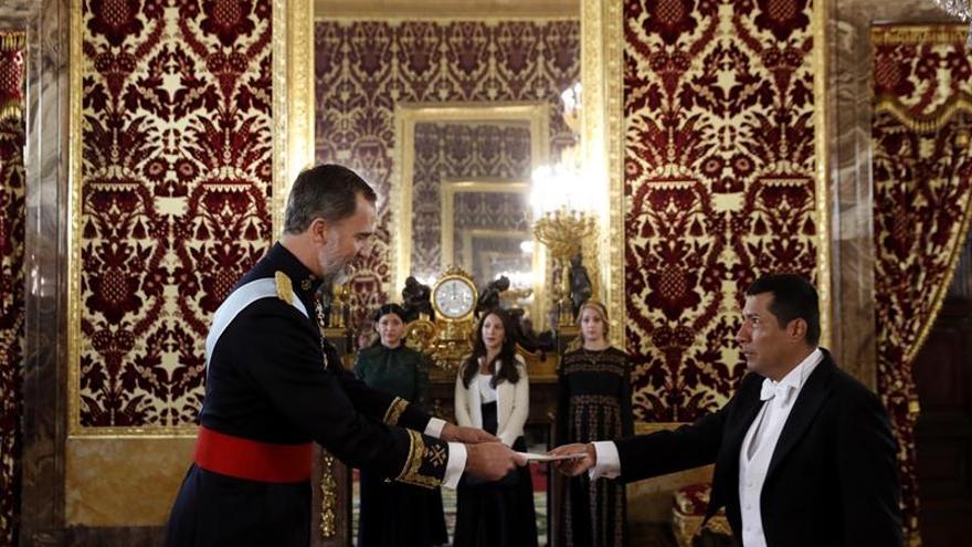 Nicaragua felicita a su embajador en España por ganar un premio en Madrid