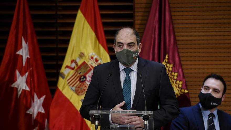 El presidente de la Federación Nacional de Asociaciones de Trabajadores Autónomos (ATA), Lorenzo Amor.