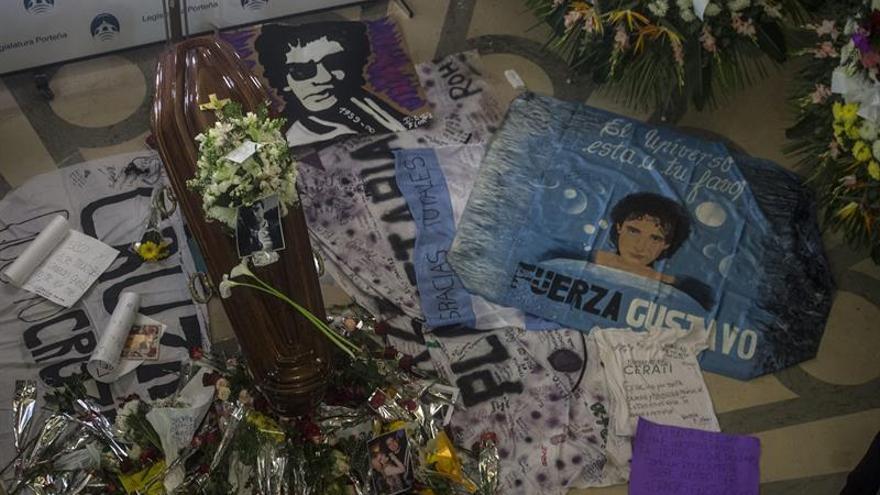 """La madre de Cerati lo recuerda como un """"apasionado"""" tras dos años de su muerte"""