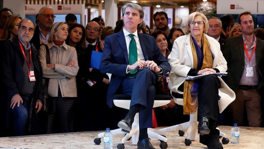 Garrido acusa a los taxistas de pretender acabar con los VTC con coacción