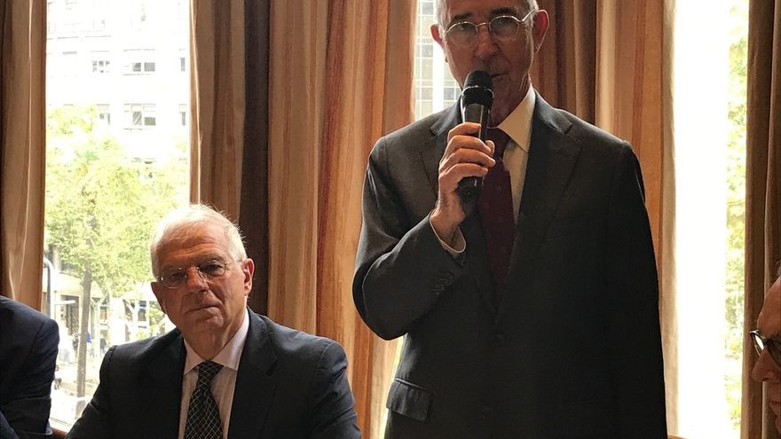 Borrell contra Junqueras: una persona con una mínima honestidad intelectual por apelar al derecho internacional