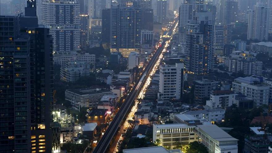 Bangkok se hunde unos diez milímetros al año debido a la erosión del suelo