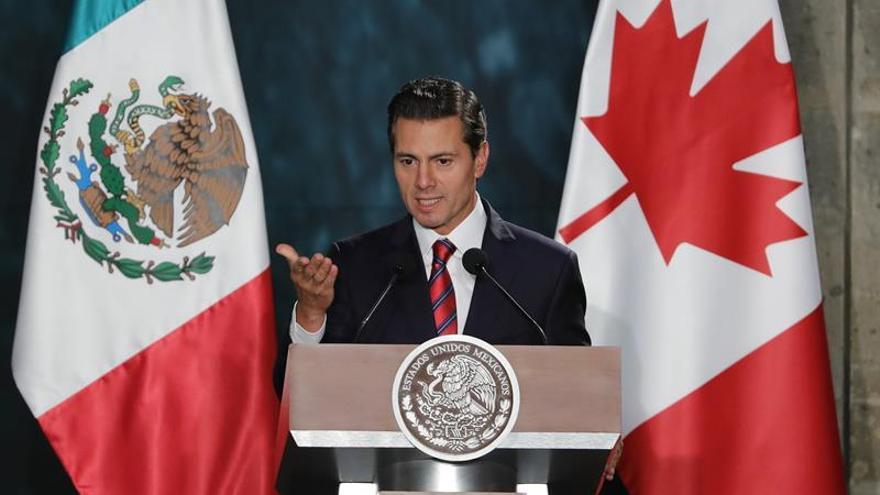 """Peña Nieto: """"México no reconocerá a Cataluña como una nación independiente"""""""