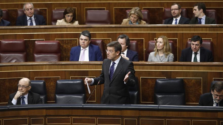 """Catalá subraya que no tiene que dar explicaciones sobre su presencia en el cumpleaños de un condenado por ser """"privado"""""""