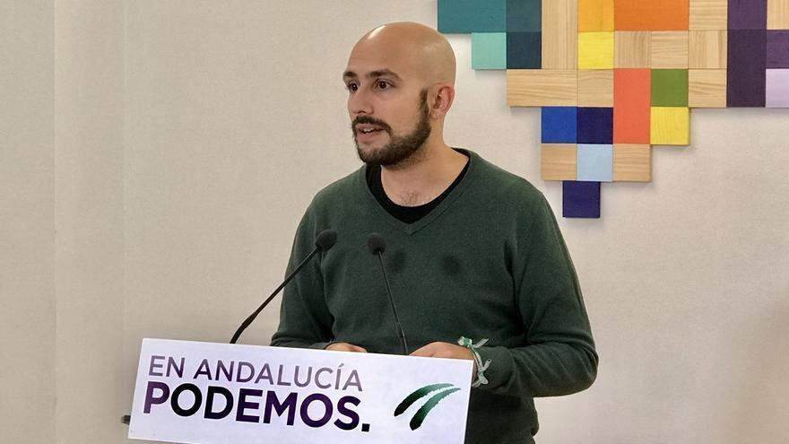 Podemos estudia denunciar ante la Junta Electoral el acto de Vox ante un centro de menores extranjeros en Sevilla