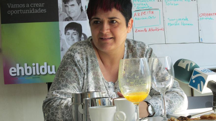 """EH Bildu dice que le gustaría hablar con PP pese a que """"conformará"""" un Gobierno """"perjudicial"""" para la sociedad vasca"""