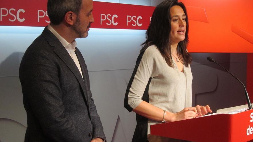 """La dirección del PSC reafirma su apoyo al alcalde de Lleida tras el """"conflicto interno"""" con Marta Camps"""
