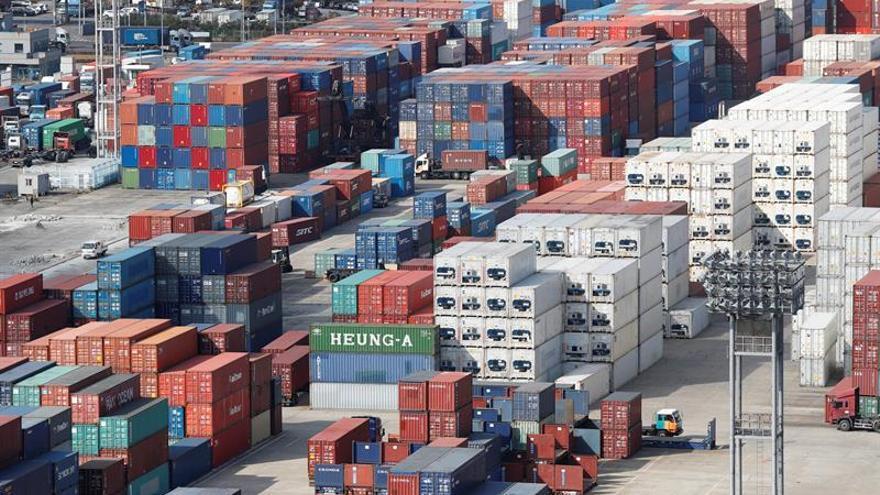 La producción industrial en China sube un 6,8 % en mayo