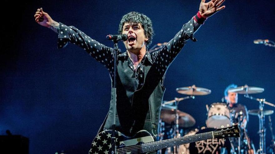 Green Day dará un concierto en la sala La Riviera el próximo 30 de octubre