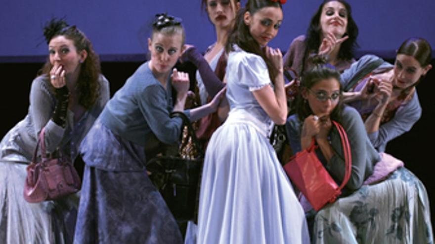 Wonderland espectáculo de Víctor Ullate