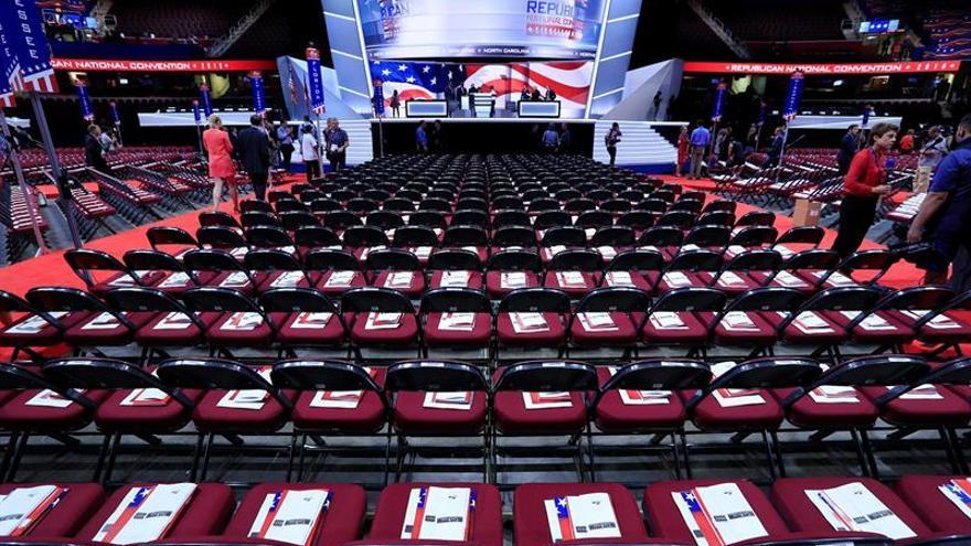Empieza la convención que oficializará candidatura de Trump a la Presidencia