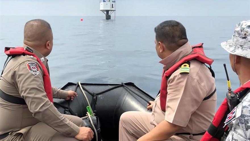 Posible pena de muerte por violar la soberanía de Tailandia con una casa flotante