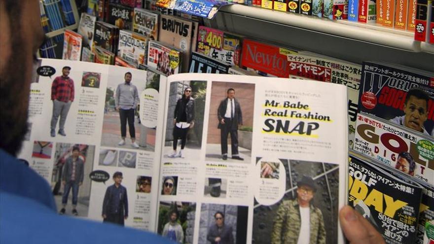 Nace en Japón una revista de tendencias dirigida a hombres gordos