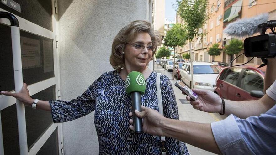 La exconcejala del PP de Valencia Alcón es procesada por fraude fiscal