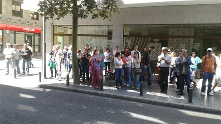 De protestas de funcionarios en LPGC #10