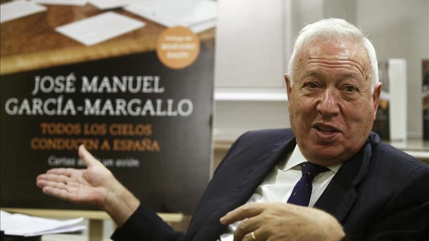 """Margallo dice que la colaboración de Marruecos ha sido """"absolutamente ejemplar"""""""