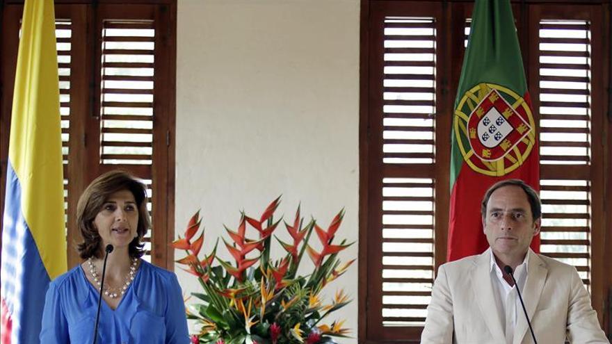 Colombia y Portugal destacan el fuerte crecimiento del comercio e inversiones