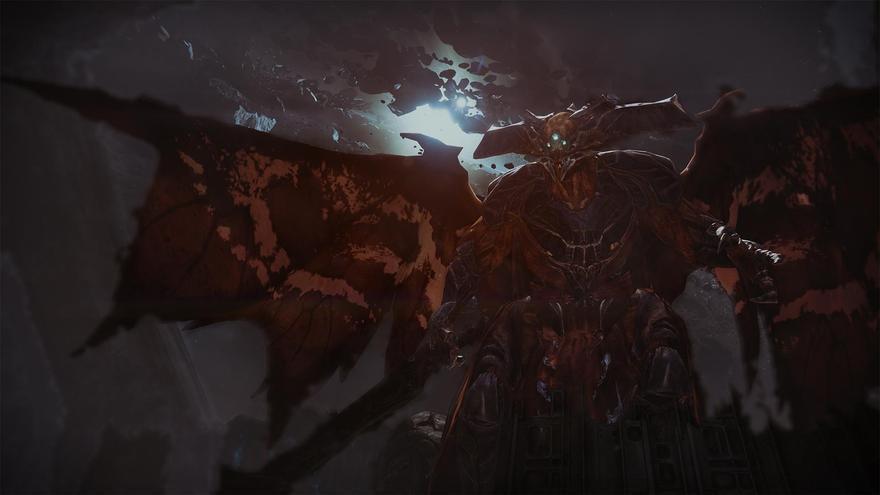 Destiny El Rey de los Poseídos
