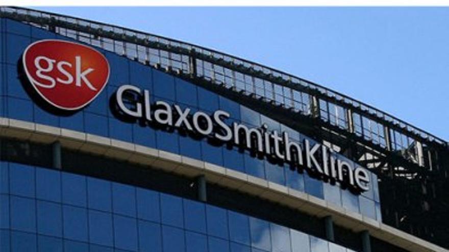 Sede del gigante farmacéutico GlaxoSmithKline. (Wiki).