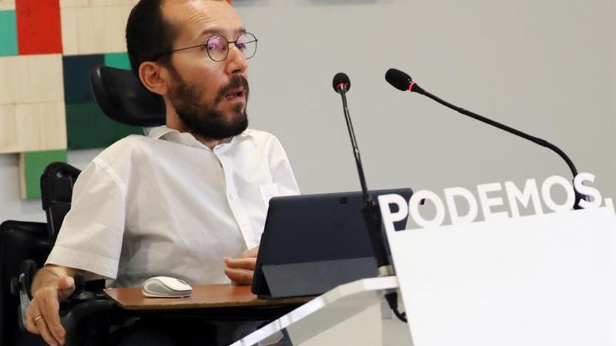 Zaragoza acogerá el domingo la asamblea de cargos públicos de Podemos