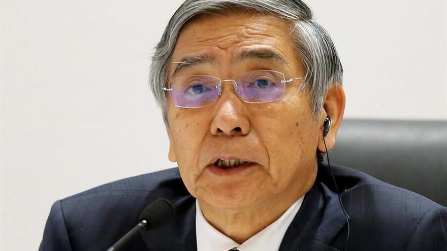 El gobernador del BoJ dice que habrá más estímulo monetario si es necesario